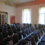 der Konzertraum