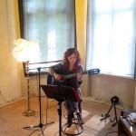 Soundcheck im Schloss